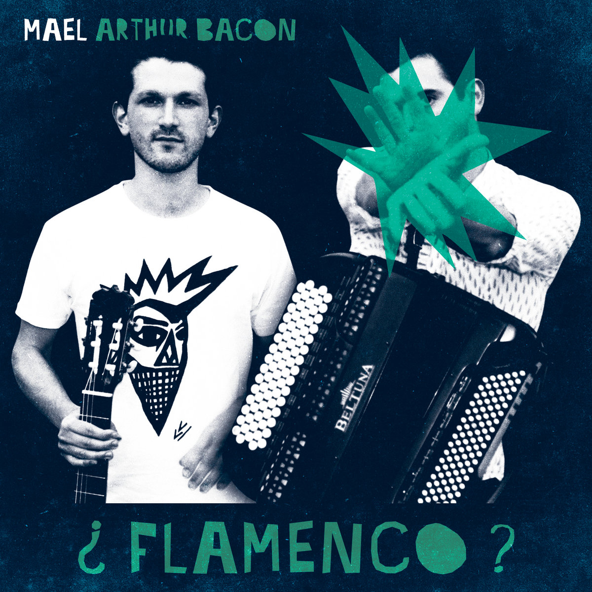 mael arthur bacon album flamenco vol2